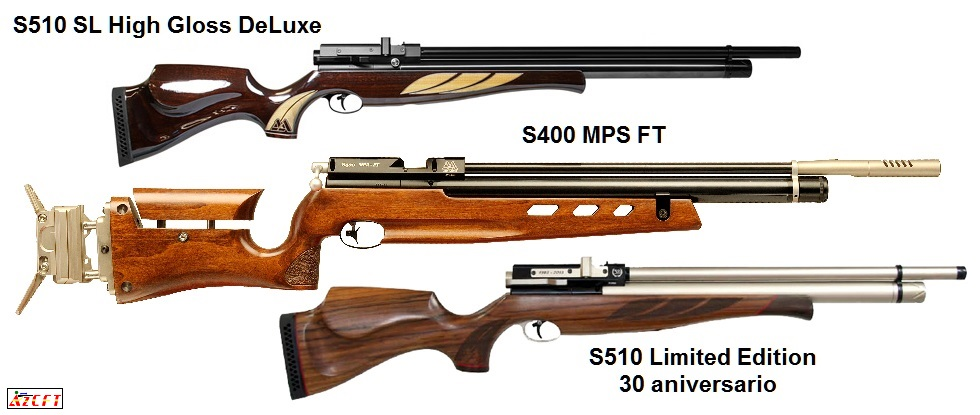 Air Arms S400 S500